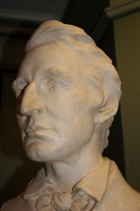 Bust of Thoreau