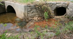 Brook Culverts